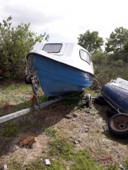 O'sullivan cabin boat.