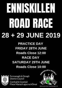 FODC Enniskillen Road Race