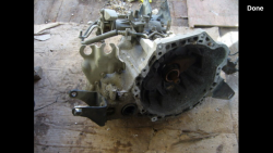 Toyota Corolla gearbox