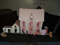 ELC Dolls House & Farm