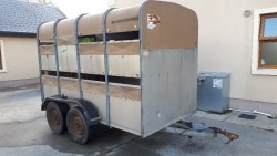 10 x 5 cattle or sheep trailer
