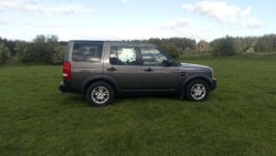 Land Rover Discovery TDV6 NEW DOE Just Passed