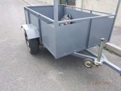 new car trailer