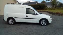 2011 Vauxhall Combo 1.3 cdti