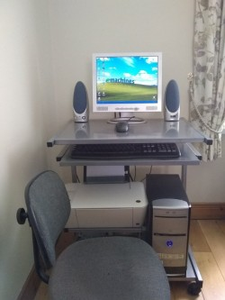 Emachines desktop pc