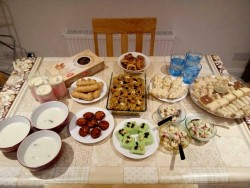 halal snacks and cakes