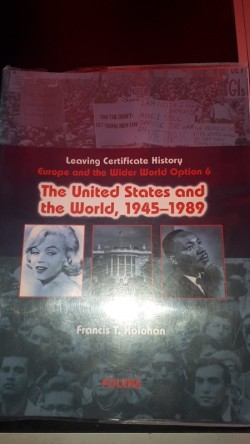 Leaving Cert History Books