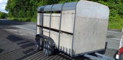 10 by 6 Cattle trailer