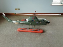 Model Helicopter for Sale