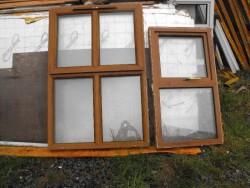 PVC Oak Windows for Sale