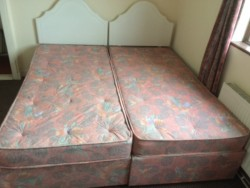Price reduced 1 single bed