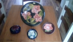 Moorcroft pottery (NOW REDUCED)