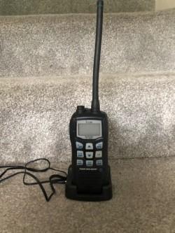 IC-M35 Marine Radio Buoyant