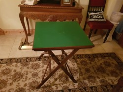 Card table in imaculate  condition