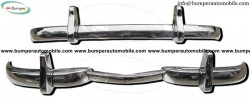 Mercedes W186 300, 300b and 300c bumper