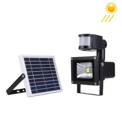 Security Outdoor Lighting With Solar Panel. Case of 8 Units.