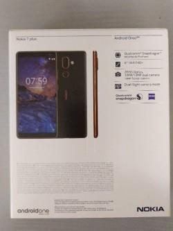 New Nokia 7 Plus for sale
