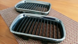 Genuine BMW 3 series compact 1993 – 2004 (E36 model) Kidney grills