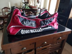brand new  Grays Nicolls sports  large  hold all imaculate