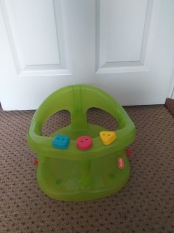 Child's bath ring