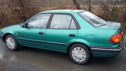 1998 Toyota Corolla Saloon For Sale