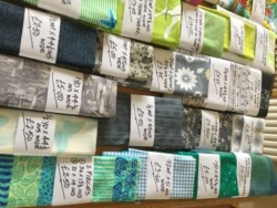Fabrics, notions and trims. Perfect for sewing, patchwork and craft classes.