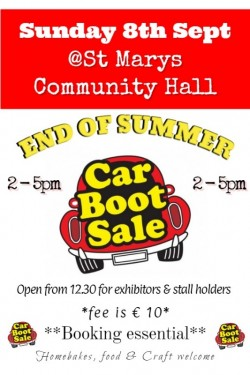 Indoor Car Boot Sale