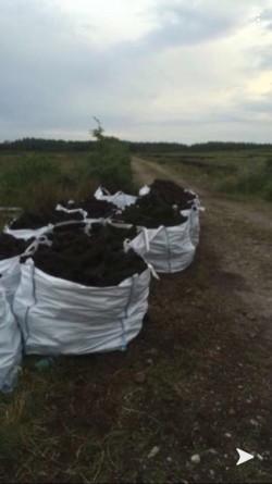 Bulk bags of turf