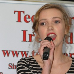 Singing lessons for children with Teagan Murphy