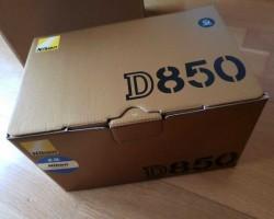 New Nikon D850 FX-Format Digital SLR Camera