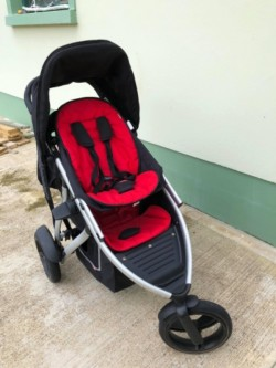 Phil &Ted Vibe buggy/pram , single/double