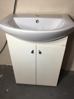 bathroom unit with sink