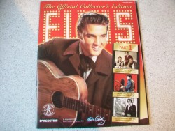 ELVIS PRESLEY. THE OFFICIAL COLLECTORS EDITION MAGAZINE SERIES. THE COMPLETE COLLECTION.
