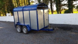 2 cow trailer for sale