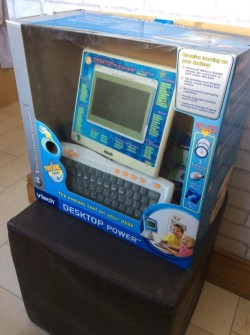 Child's computer