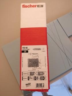 Fischer FID 90 insulation fixings
