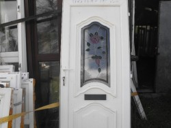 White PVC Door for Sale