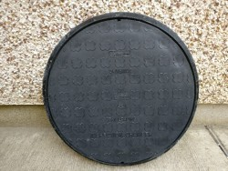 Aquaflow Manhole Cover 450mm