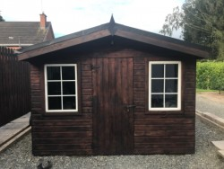 Garden Shed (as new)