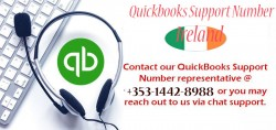 QuickBooks Payroll Support Ireland +353 1 442 8988
