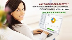 QuickBooks Technical Support Ireland +353 1 442 8988