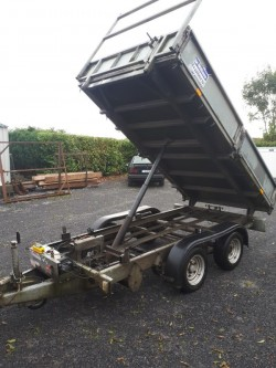I for Williams tipping trailer