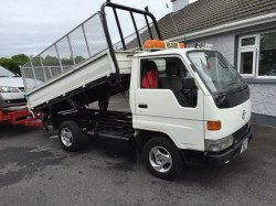 Wanted toyota dyna tipper