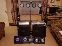 Fully Functional DJ Equipment