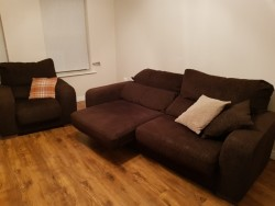 4 seater couch and Armchair for Sale