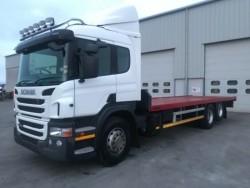 Scania beavertail