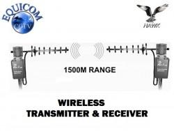 1500m Transmitter & Receiver for Calving Camera