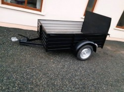 Car trailer 6ft 6inch x 4ft 6inch