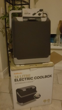 Electric cooler new