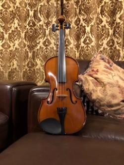 """3/4"""" Fiddle Excellent Condition"""